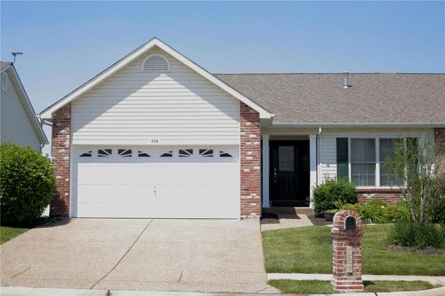 119 Silo Valley Dr, Wentzville, MO 63385 (#20041938) :: Parson Realty Group