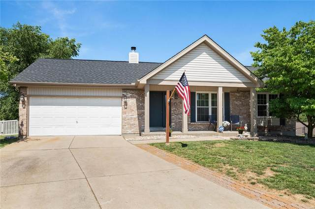 801 Carriage Hill Drive, Saint Peters, MO 63304 (#20041968) :: RE/MAX Vision