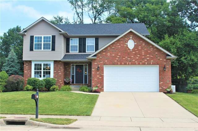 591 Chancellor Drive, Edwardsville, IL 62025 (#20041972) :: The Becky O'Neill Power Home Selling Team