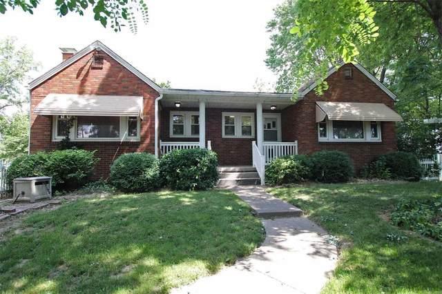 20708 Staunton Road, STAUNTON, IL 62088 (#20041973) :: Tarrant & Harman Real Estate and Auction Co.