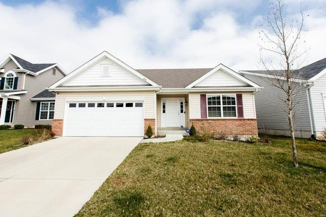 244 Longridge Circle, Belleville, IL 62221 (#20041990) :: Hartmann Realtors Inc.