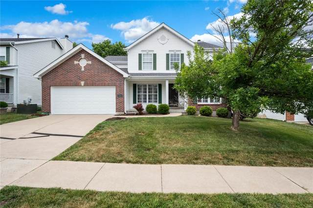 711 Whispering Forest Drive, Ballwin, MO 63021 (#20042094) :: The Becky O'Neill Power Home Selling Team