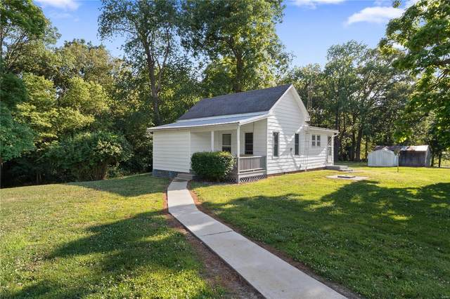 5480 Honeysuckle Road, COULTERVILLE, IL 62237 (#20042123) :: Matt Smith Real Estate Group