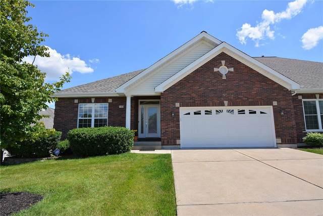 184 Bear Creek Drive, Wentzville, MO 63385 (#20042169) :: Parson Realty Group