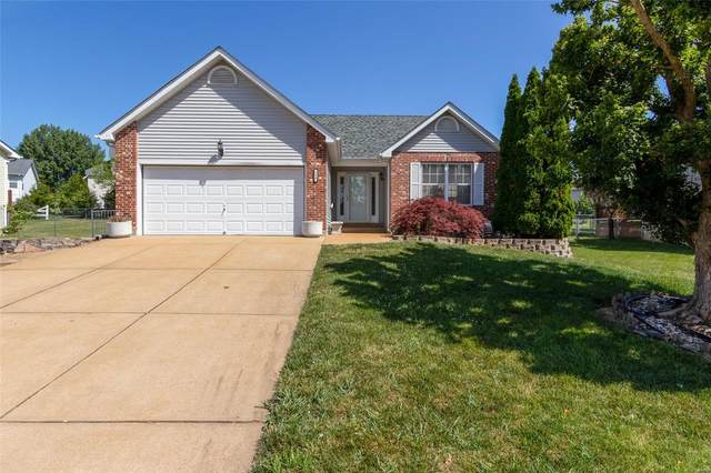 126 Williamsburg Drive, Crystal City, MO 63019 (#20042186) :: The Becky O'Neill Power Home Selling Team