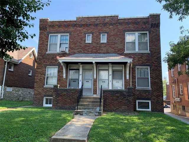4012 Keokuk Street, St Louis, MO 63116 (#20042193) :: Kelly Hager Group | TdD Premier Real Estate