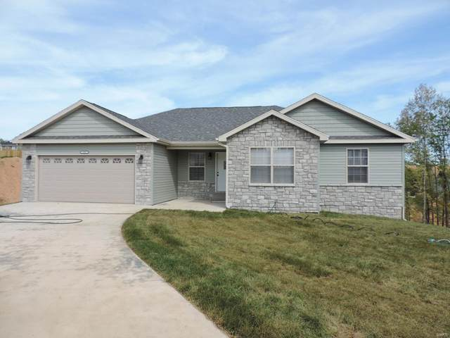 9 Lot Uc Woodridge Drive, Saint Robert, MO 65584 (#20042250) :: Hartmann Realtors Inc.