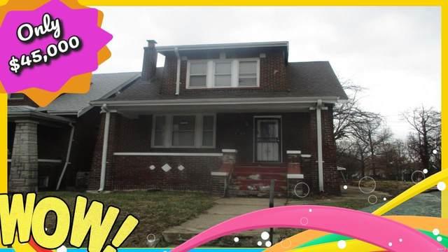 4204 Shreve, St Louis, MO 63115 (#20042262) :: Clarity Street Realty