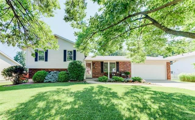 1608 Dahlia Court, Saint Charles, MO 63303 (#20042307) :: The Becky O'Neill Power Home Selling Team