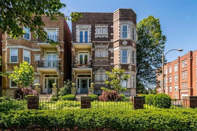 4260 Lindell Boulevard C, St Louis, MO 63108 (#20042365) :: Matt Smith Real Estate Group