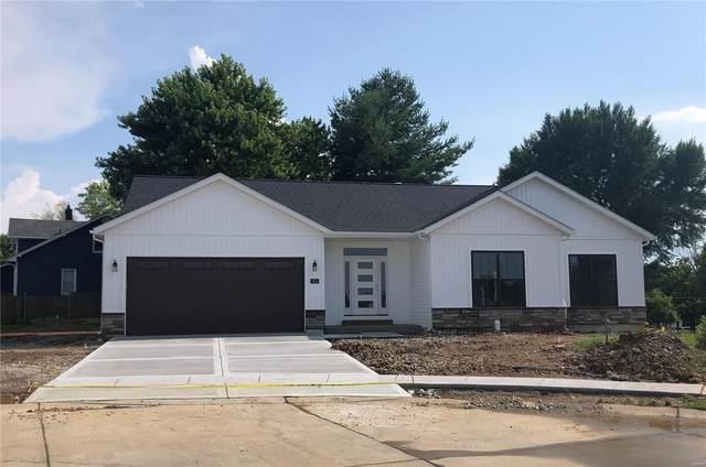 1823 Appleton, Maryville, IL 62062 (#20042378) :: Hartmann Realtors Inc.