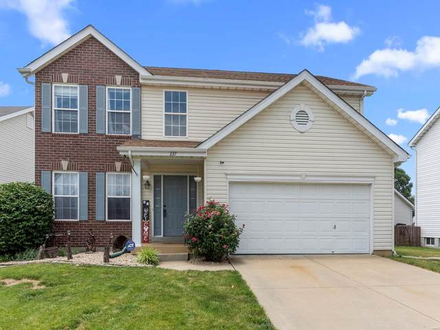 237 Brookmanor Court, Belleville, IL 62221 (#20042398) :: The Becky O'Neill Power Home Selling Team