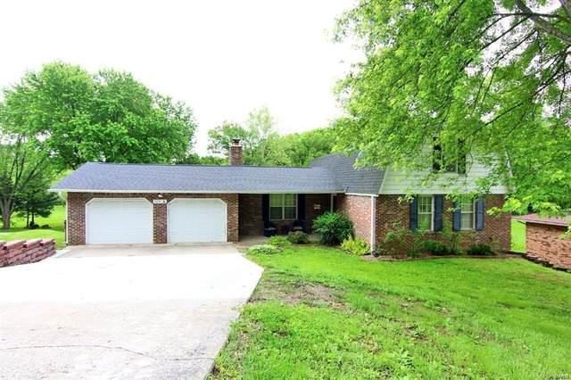 3201 Kage Road, Cape Girardeau, MO 63701 (#20042427) :: RE/MAX Vision