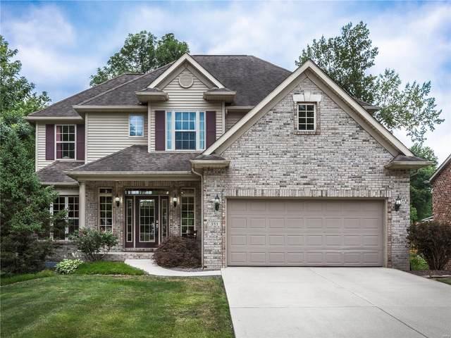 353 E Lake Drive, Edwardsville, IL 62025 (#20042465) :: Parson Realty Group