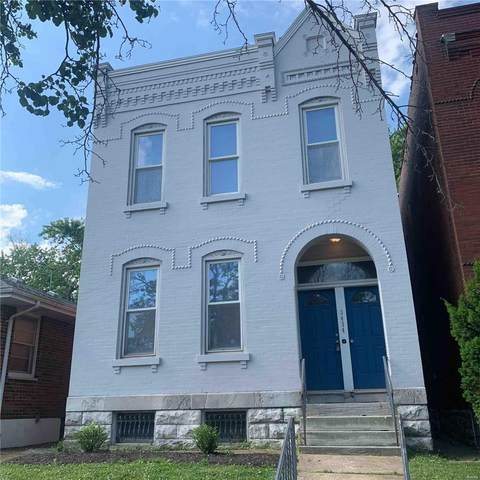 3434 Montana Street, St Louis, MO 63118 (#20042524) :: Realty Executives, Fort Leonard Wood LLC