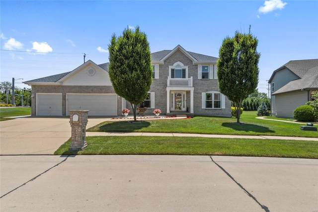 3000 Fairfield Way Lane, St Louis, MO 63129 (#20042569) :: RE/MAX Professional Realty