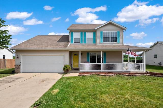 2405 Coniferous Drive, Belleville, IL 62221 (#20042606) :: The Becky O'Neill Power Home Selling Team
