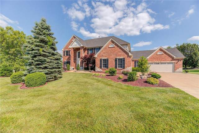 5369 Tower Hill Court, Weldon Spring, MO 63304 (#20042630) :: The Becky O'Neill Power Home Selling Team