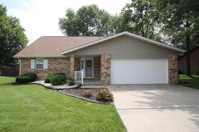50 Village Dr, Swansea, IL 62226 (#20042662) :: Clarity Street Realty