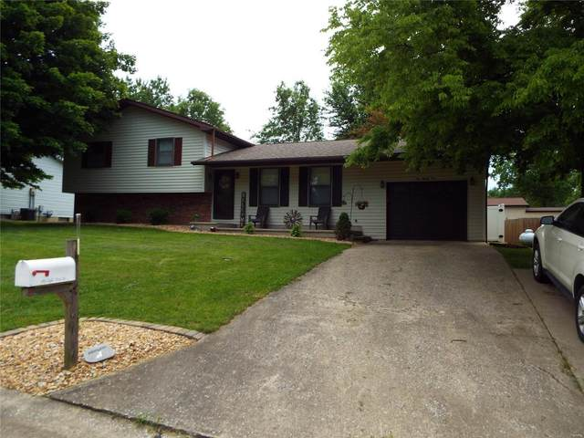 185 Lake Vista Drive, CARLYLE, IL 62231 (#20042673) :: Clarity Street Realty