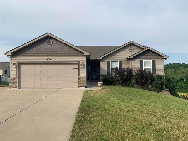 904 Foster, Pevely, MO 63070 (#20042684) :: Kelly Hager Group | TdD Premier Real Estate
