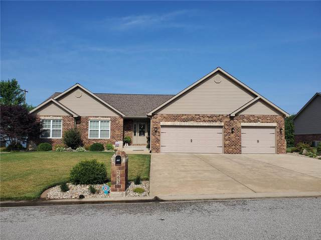 243 Arbor Meadows, Fairview Heights, IL 62208 (#20042700) :: The Becky O'Neill Power Home Selling Team