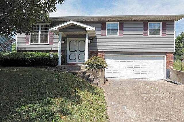 221 E Hillside Drive, Farmington, MO 63640 (#20042750) :: The Becky O'Neill Power Home Selling Team