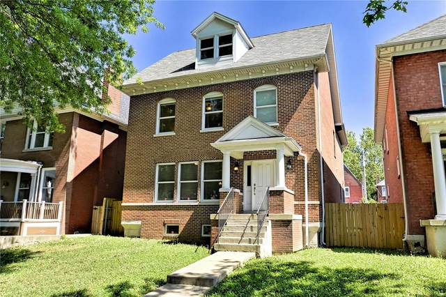 5429 Enright Avenue, St Louis, MO 63112 (#20042752) :: The Becky O'Neill Power Home Selling Team