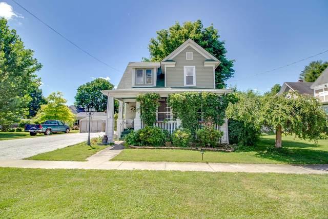 502 W Exchange Street, Jerseyville, IL 62052 (#20042851) :: Hartmann Realtors Inc.