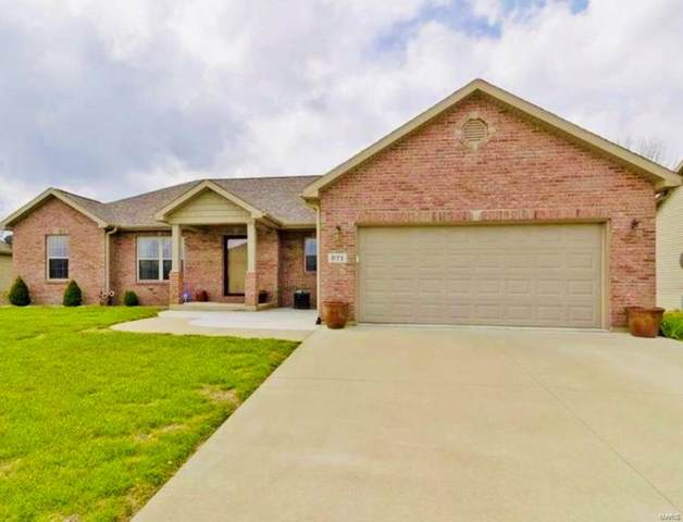 971 Hillcrest Drive, Jackson, MO 63755 (#20042920) :: RE/MAX Vision