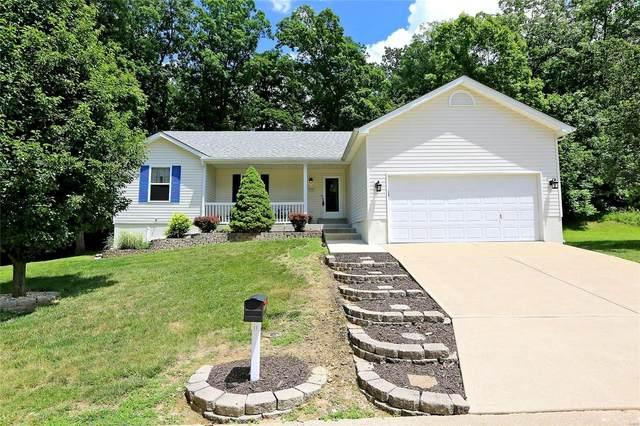 5758 Dogwood Drive, High Ridge, MO 63049 (#20042994) :: Matt Smith Real Estate Group