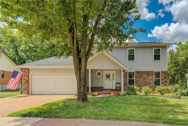 5463 Greenton Way, St Louis, MO 63128 (#20043038) :: The Becky O'Neill Power Home Selling Team