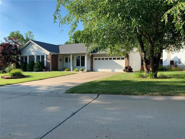 354 Spencer Hill Court, Saint Peters, MO 63376 (#20043075) :: Realty Executives, Fort Leonard Wood LLC
