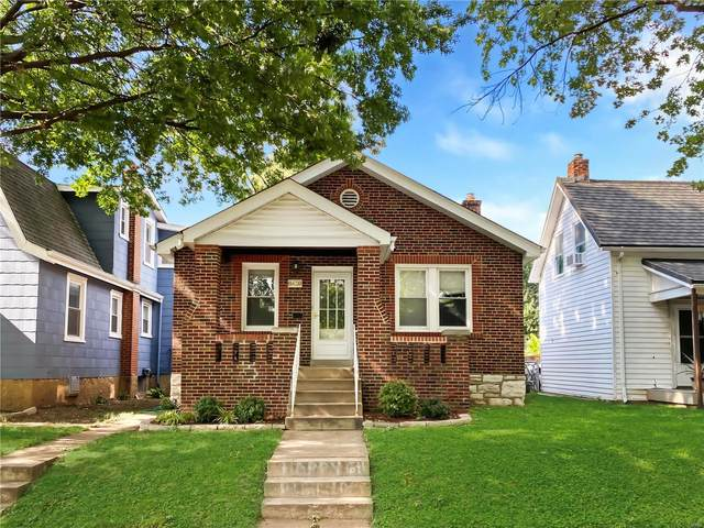 6439 Marquette Avenue, St Louis, MO 63139 (#20043105) :: Parson Realty Group