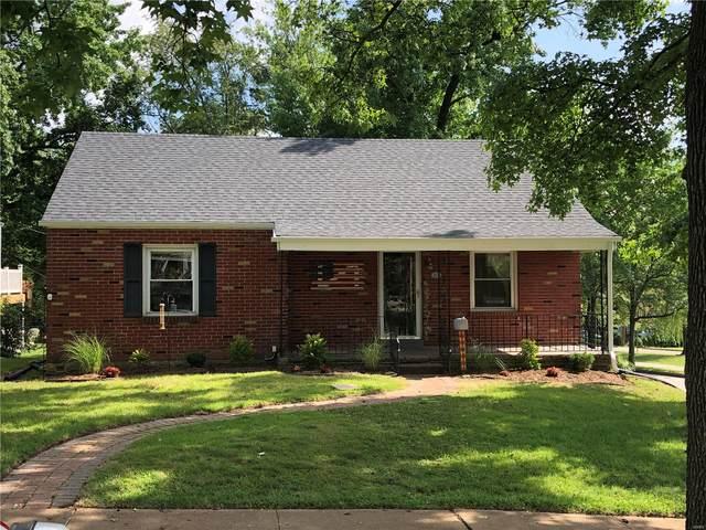 8638 Henrietta Avenue, St Louis, MO 63144 (#20043118) :: Parson Realty Group