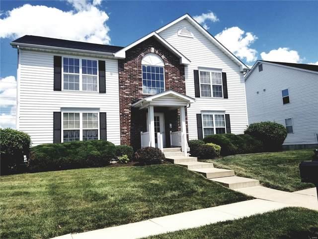 664 Homerun Drive 49N, O'Fallon, MO 63366 (#20043122) :: The Becky O'Neill Power Home Selling Team