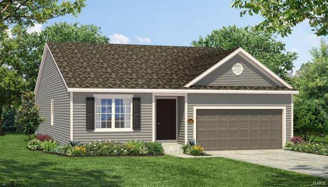 1 Roosevelt @ Sandfort Farm, Saint Charles, MO 63301 (#20043134) :: The Becky O'Neill Power Home Selling Team