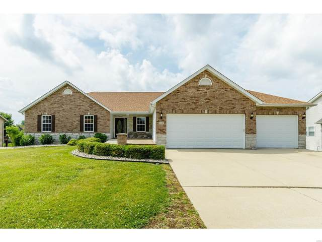 6128 Keebler Oaks Drive, Maryville, IL 62062 (#20043157) :: The Becky O'Neill Power Home Selling Team
