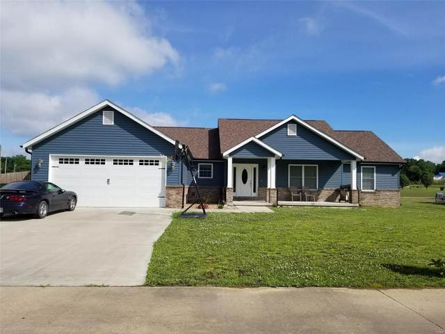 116 Parkview Drive, Scott City, MO 63780 (#20043184) :: Parson Realty Group