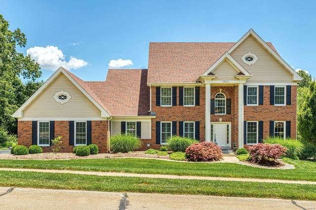 1504 Highland Valley Circle, Wildwood, MO 63005 (#20043218) :: Clarity Street Realty