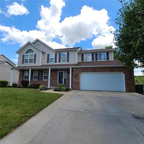 421 Wiegerstown Drive, O'Fallon, IL 62269 (#20043267) :: Parson Realty Group