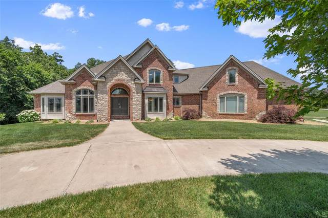 1208 Ellerman Oaks, Foristell, MO 63348 (#20043326) :: Parson Realty Group