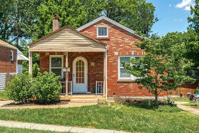 9407 Daisy Lane, St Louis, MO 63123 (#20043340) :: Walker Real Estate Team