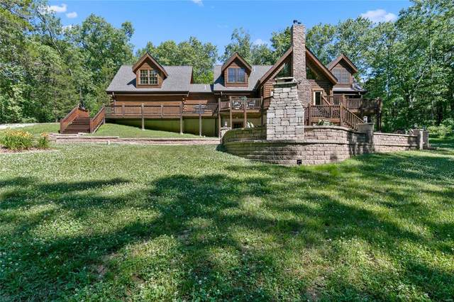 518 Woods Creek Drive, Foristell, MO 63348 (#20043344) :: Clarity Street Realty