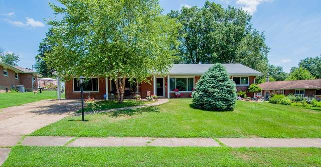 8806 Rusdon Lane, St Louis, MO 63126 (#20043346) :: The Becky O'Neill Power Home Selling Team