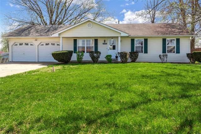 1128 E Cherry, Troy, MO 63379 (#20043349) :: The Becky O'Neill Power Home Selling Team