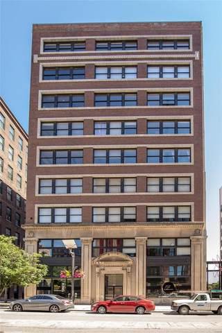1619 Washington Avenue #505, St Louis, MO 63103 (#20043401) :: Parson Realty Group