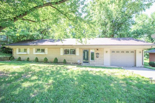 824 Willoway Avenue, East Alton, IL 62024 (#20043414) :: Fusion Realty, LLC