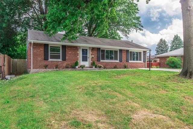 6616 Laconia, St Louis, MO 63123 (#20043491) :: Walker Real Estate Team