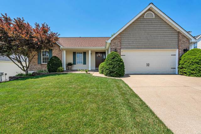 703 Wooded Trail Court, Saint Peters, MO 63376 (#20043503) :: RE/MAX Vision